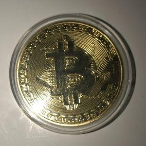 Bitcoin coin collectible for sale!